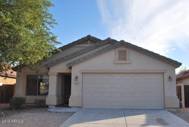 40325 W Robbins Drive, Maricopa, AZ 85138 (MLS #6002198) :: The W Group