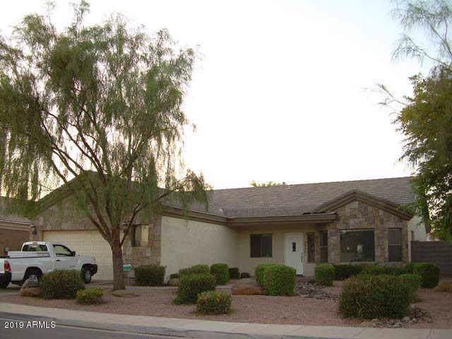 2900 E Folley Place, Chandler, AZ 85225 (MLS #6002263) :: The Kenny Klaus Team