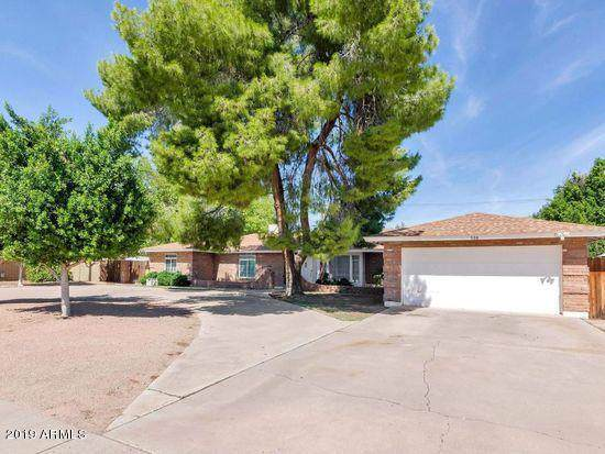 506 E Draper Street, Mesa, AZ 85203 (MLS #6002270) :: CC & Co. Real Estate Team