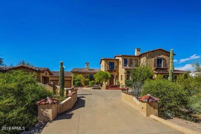 9820 E Thompson Peak Parkway #608, Scottsdale, AZ 85255 (MLS #6002888) :: Devor Real Estate Associates