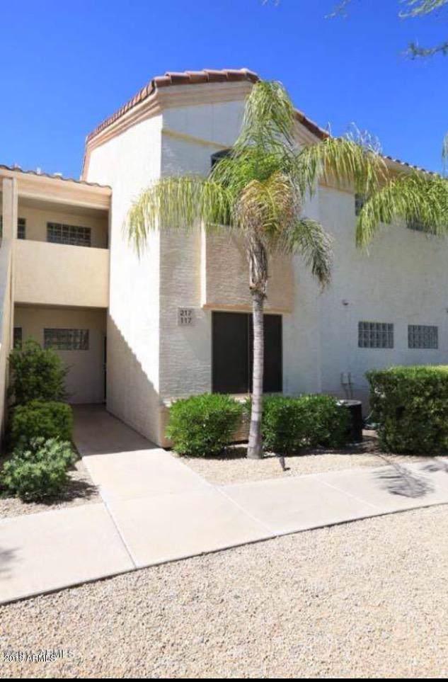 5249 E Shea Boulevard #117, Scottsdale, AZ 85254 (MLS #6003515) :: The Property Partners at eXp Realty