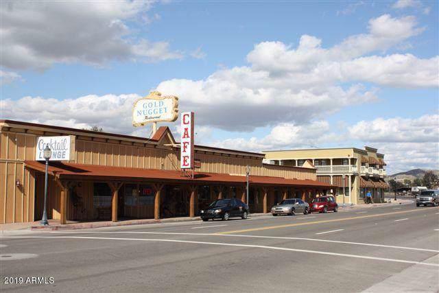 0 W Wickenburg Way, Wickenburg, AZ 85390 (MLS #6003522) :: Devor Real Estate Associates