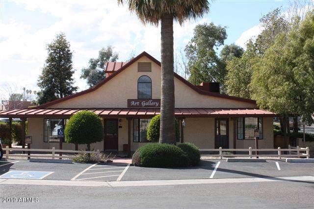 274 W Wickenburg Way, Wickenburg, AZ 85390 (MLS #6003538) :: CC & Co. Real Estate Team