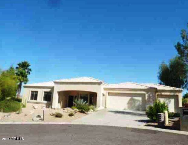 15001 N Pampas Place, Fountain Hills, AZ 85268 (MLS #6003627) :: Brett Tanner Home Selling Team