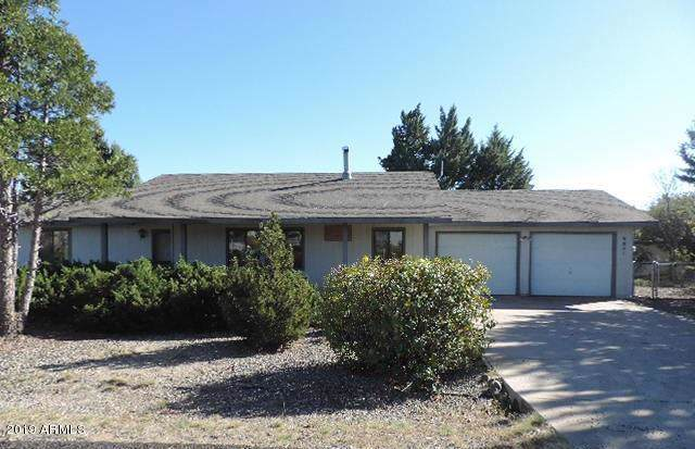 9041 E Longhorn Drive, Prescott Valley, AZ 86314 (MLS #6003775) :: Brett Tanner Home Selling Team