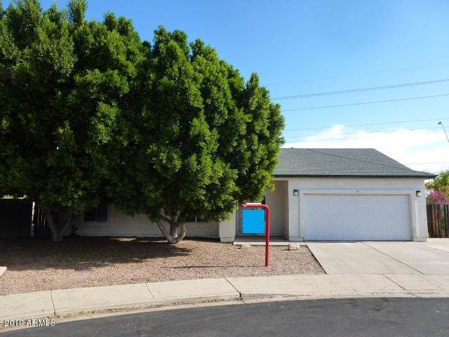 741 N 99TH Street, Mesa, AZ 85207 (MLS #6003815) :: Kortright Group - West USA Realty