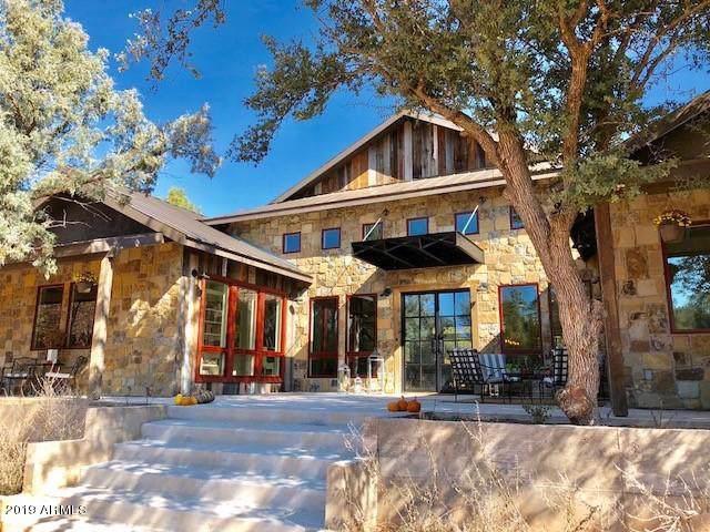 615 N Chaparral Pines Drive, Payson, AZ 85541 (MLS #6003903) :: Santizo Realty Group