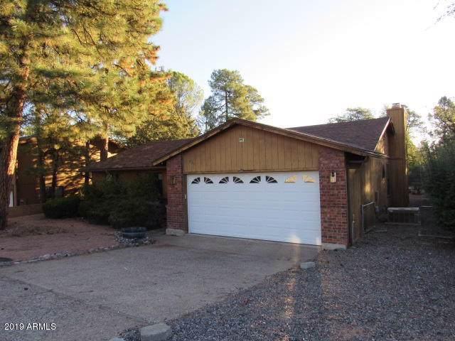 109 S Forest Park Drive, Payson, AZ 85541 (MLS #6003914) :: Santizo Realty Group