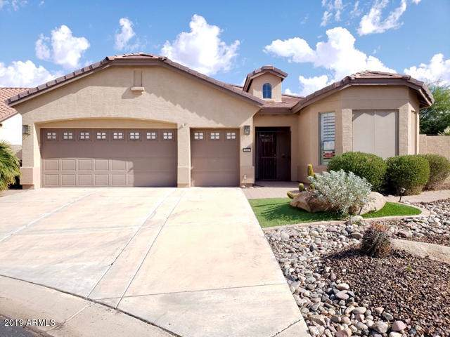 2669 N 158TH Drive, Goodyear, AZ 85395 (MLS #6003964) :: Brett Tanner Home Selling Team