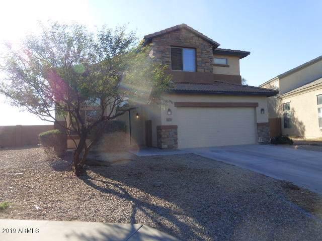 4366 S 249 Avenue, Buckeye, AZ 85326 (MLS #6004241) :: Dijkstra & Co.