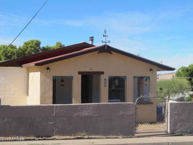 828 S Stone Avenue, Superior, AZ 85173 (MLS #6004390) :: The Kenny Klaus Team