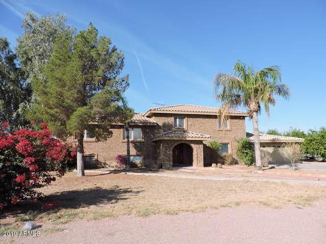 5700 S Greenfield Road, Gilbert, AZ 85298 (MLS #6005419) :: The Daniel Montez Real Estate Group