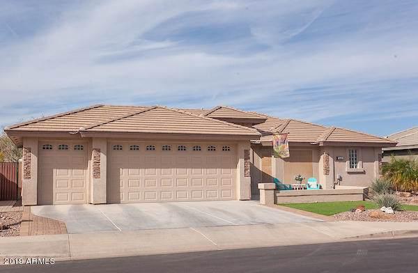 2916 S Olivewood, Mesa, AZ 85212 (MLS #6006101) :: Dijkstra & Co.