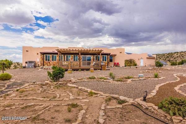 3 N6437 Road, St Johns, AZ 85936 (MLS #6006676) :: Brett Tanner Home Selling Team