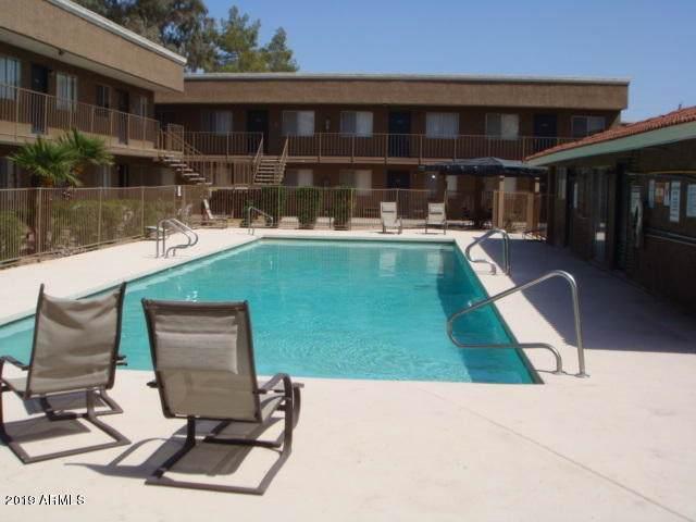 18202 N Cave Creek Road #114, Phoenix, AZ 85032 (MLS #6006707) :: Lucido Agency