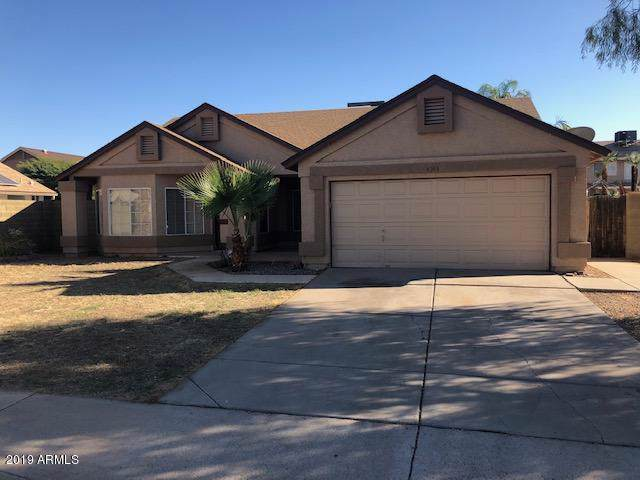 4313 E Harvard Avenue, Gilbert, AZ 85234 (MLS #6006802) :: Revelation Real Estate