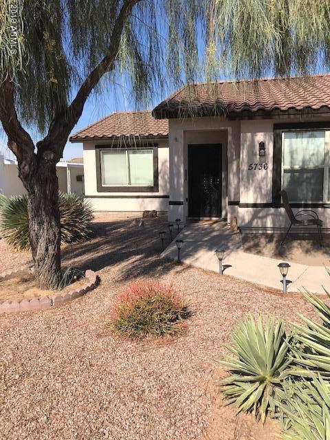 5736 E Lawndale Street, Mesa, AZ 85215 (MLS #6007291) :: Revelation Real Estate