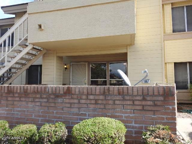 2201 N Comanche Drive #1067, Chandler, AZ 85224 (MLS #6007610) :: Lifestyle Partners Team