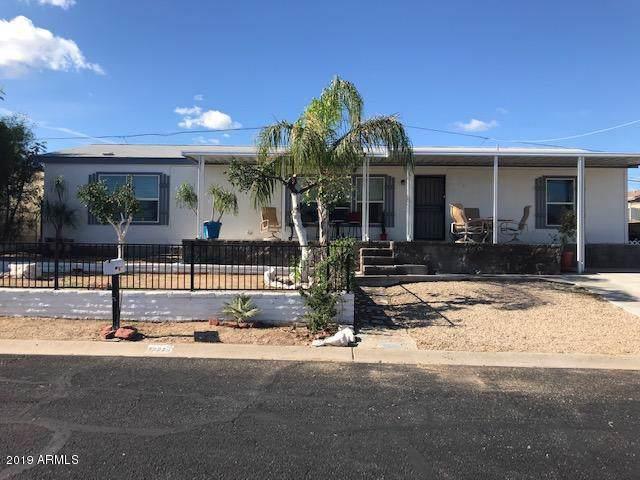 13228 N 19TH Way, Phoenix, AZ 85022 (MLS #6007895) :: Nate Martinez Team