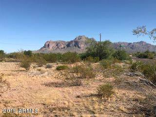 0 E Superstition Boulevard, Apache Junction, AZ 85119 (MLS #6008400) :: The W Group