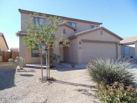 43857 W Colby Drive, Maricopa, AZ 85138 (MLS #6008629) :: Revelation Real Estate