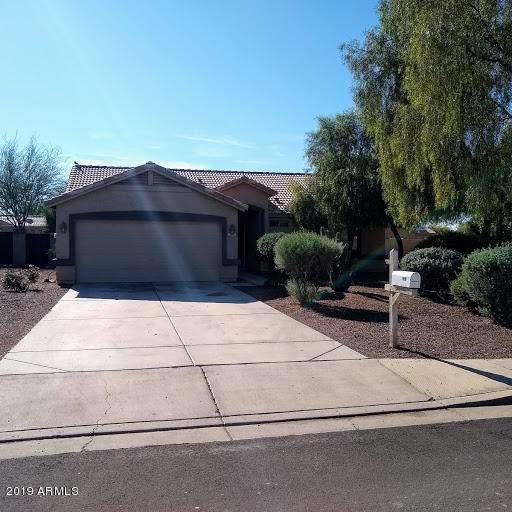 713 E Centre Avenue, Buckeye, AZ 85326 (MLS #6009234) :: Kepple Real Estate Group