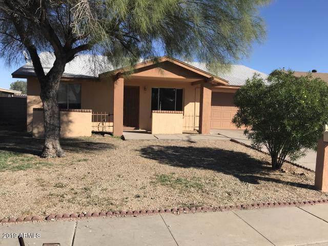 11047 N 46TH Avenue, Glendale, AZ 85304 (MLS #6009631) :: Riddle Realty Group - Keller Williams Arizona Realty