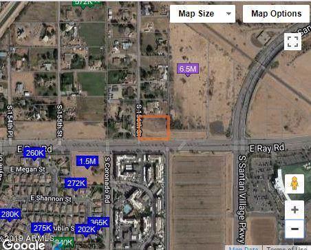 2066 E Ray Road, Gilbert, AZ 85296 (MLS #6009816) :: The Garcia Group