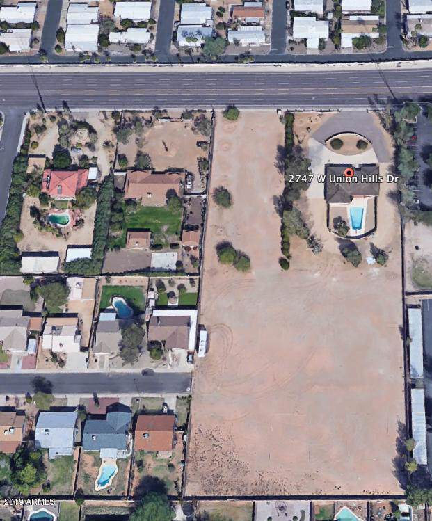 2747 W Union Hills Drive, Phoenix, AZ 85027 (MLS #6009965) :: Revelation Real Estate