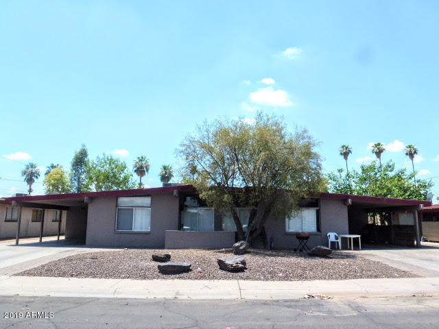 6701 E Monterey Way, Scottsdale, AZ 85251 (MLS #6010646) :: My Home Group