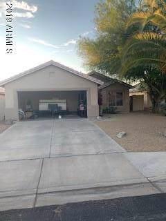 2422 S Bernard, Mesa, AZ 85209 (MLS #6010690) :: Kepple Real Estate Group