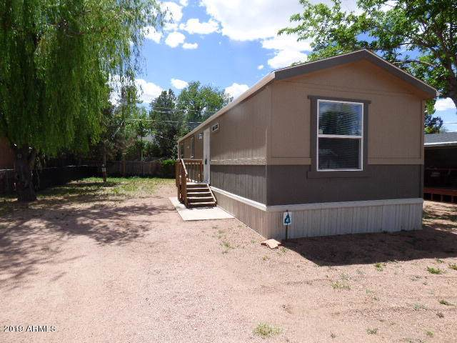 703 E Frontier Street #4, Payson, AZ 85541 (MLS #6010778) :: My Home Group