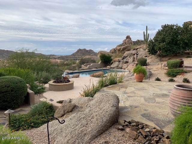 11206 E Desert Troon Lane, Scottsdale, AZ 85255 (MLS #6010807) :: My Home Group