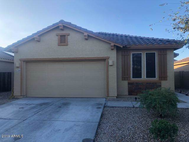 12201 W Saguaro Lane, El Mirage, AZ 85335 (MLS #6010841) :: Yost Realty Group at RE/MAX Casa Grande