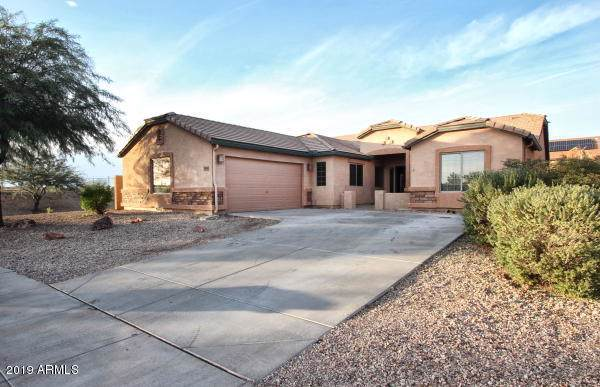 23080 W Loma Linda Boulevard, Buckeye, AZ 85326 (MLS #6011312) :: Dijkstra & Co.
