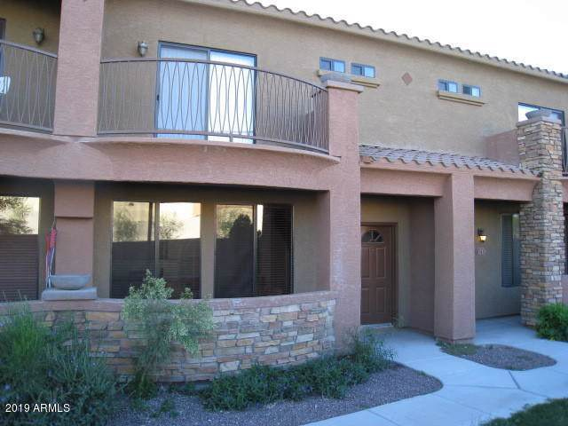 21655 N 36TH Avenue #120, Glendale, AZ 85308 (MLS #6011771) :: Santizo Realty Group