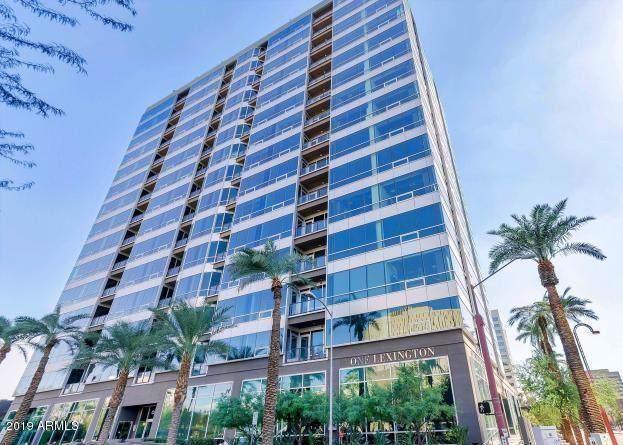 1 E Lexington Avenue #507, Phoenix, AZ 85012 (#6012033) :: Luxury Group - Realty Executives Tucson Elite