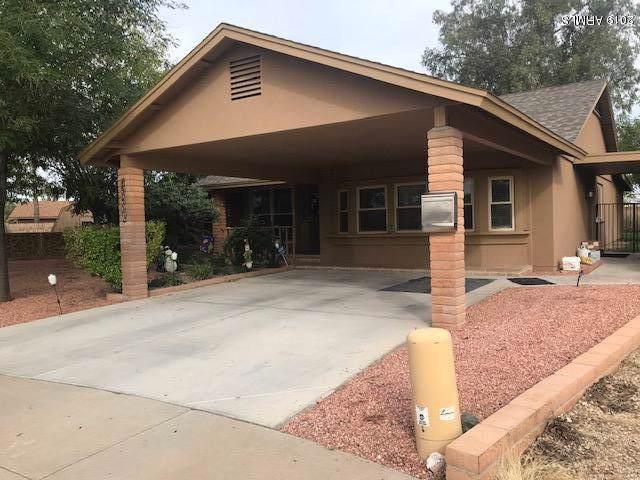 19432 N 3RD Drive, Phoenix, AZ 85027 (MLS #6012038) :: The Kenny Klaus Team