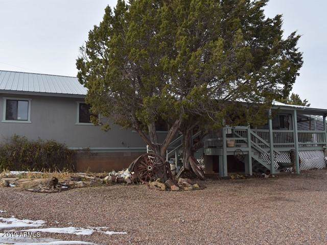 1022 Cedar Drive, Show Low, AZ 85901 (MLS #6012474) :: The Bill and Cindy Flowers Team