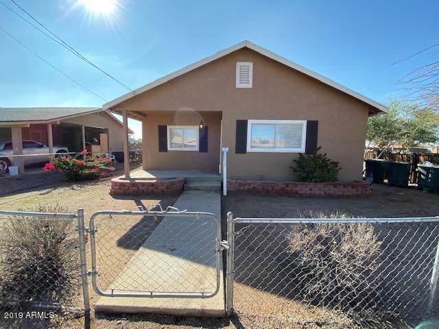 209 E 3RD Avenue, Casa Grande, AZ 85122 (MLS #6013316) :: Revelation Real Estate