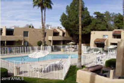 3314 N 68th Street N 118W, Scottsdale, AZ 85251 (MLS #6013572) :: Brett Tanner Home Selling Team