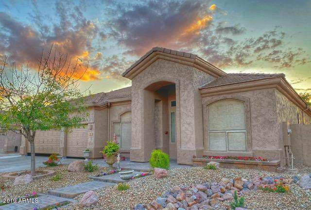550 N Ashley Drive, Chandler, AZ 85225 (MLS #6013708) :: The Daniel Montez Real Estate Group