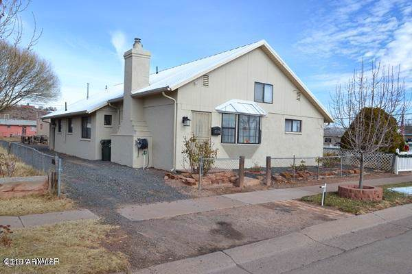 208 W Florida Street, Holbrook, AZ 86025 (MLS #6013834) :: The AZ Performance PLUS+ Team
