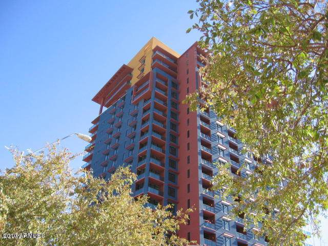 310 S 4TH Street #1702, Phoenix, AZ 85004 (MLS #6014100) :: The Kenny Klaus Team