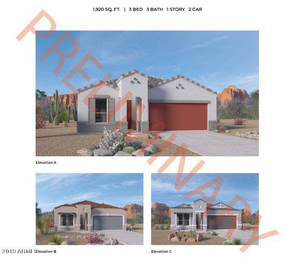 2697 N Camden Drive, Florence, AZ 85132 (MLS #6014651) :: Occasio Realty