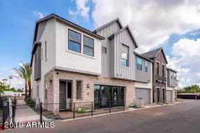 3200 N 39TH Street #27, Phoenix, AZ 85018 (MLS #6016221) :: Brett Tanner Home Selling Team