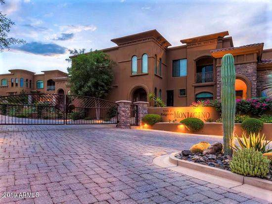 7199 E Ridgeview Place E #213, Carefree, AZ 85377 (MLS #6016354) :: The W Group