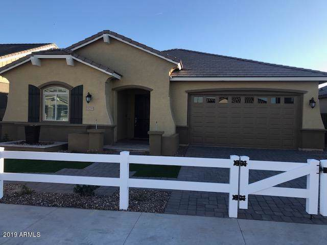 15275 W Baden Street, Goodyear, AZ 85338 (MLS #6016449) :: Long Realty West Valley