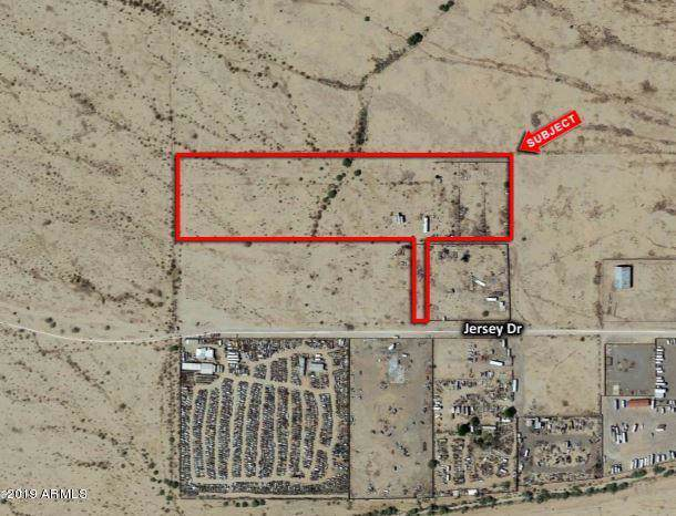 0 W Jersey Drive, Ak Chin, AZ 85239 (MLS #6016678) :: The Everest Team at eXp Realty