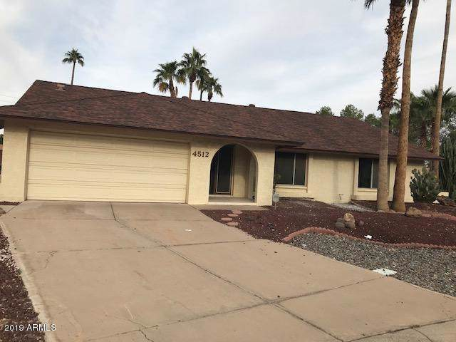 4512 W Villa Theresa Drive, Glendale, AZ 85308 (MLS #6017045) :: The Kenny Klaus Team